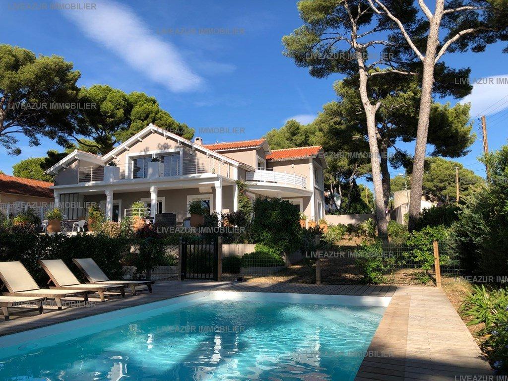 For Rent Villa Avec Piscine 12 Persons Sanary Sur Mer 83110 Col116dlg